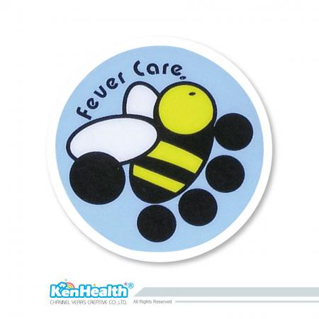 Fever Patch Sticker (Insect)