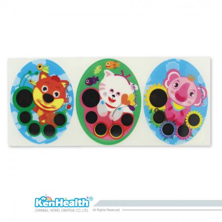 Forehead Thermometer Strip (Dog / Cat / Elephant)