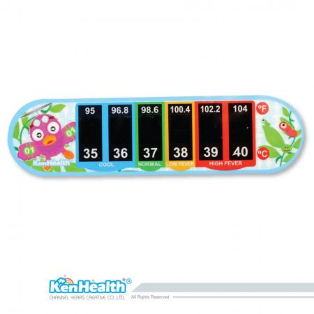 Forehead Thermometer Strip (Bird)