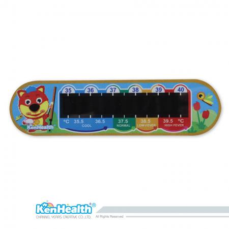 Forehead Thermometer Strip (Dog)