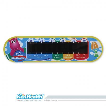 Forehead Thermometer Strip (Hippo)