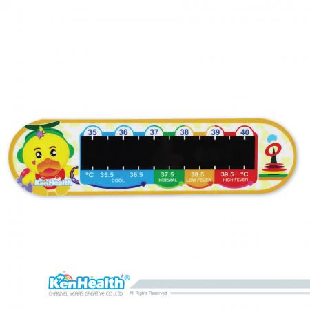 Forehead Thermometer Strip (Duck)
