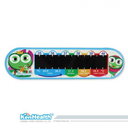 Forehead Thermometer Strip (Frog)