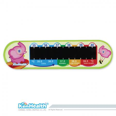 Forehead Thermometer Strip (Elephant)