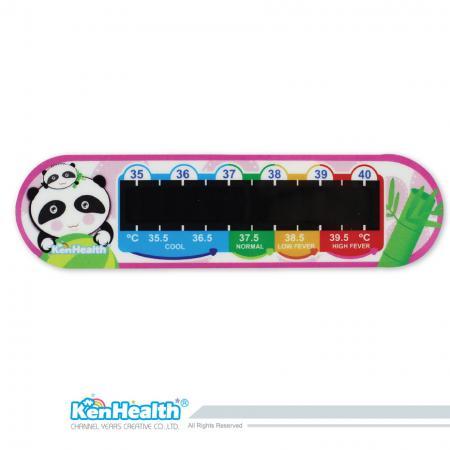 Forehead Thermometer Strip (Panda)