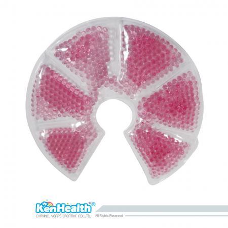 Pack de soulagement de la douleur chaude et froide Thérapie mammaire - Apaise l'enflure des seins et résout les conduits obstrués.