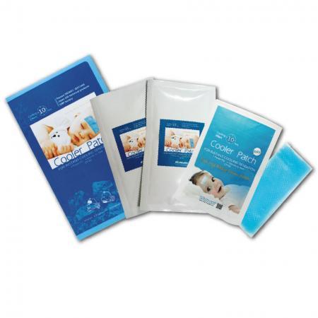 Refroidisseur de fièvre - Remplacez l'oreiller de glace et la serviette pour faire baisser la fièvre.