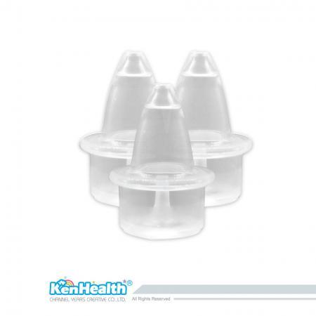 Aspirador nasal (en forma de frijol)