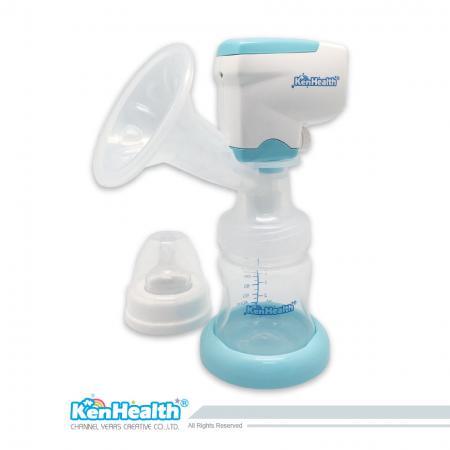 Tire-lait électrique simple - Aidez maman à recueillir le lait maternel pour nourrir bébé.