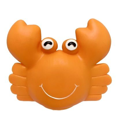 Bath Toys-Crab - Stimulate the development of all aspects of the baby's intelligence, and also the playmate for the baby when shower