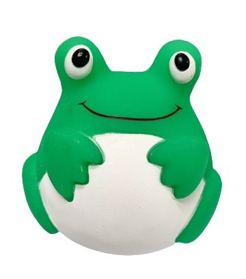 Bath Toys-Frog - Stimulate the development of all aspects of the baby's intelligence, and also the playmate for the baby when shower