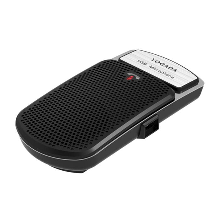 USB 麥克風適用於連接電腦、錄製或現場直播使用。