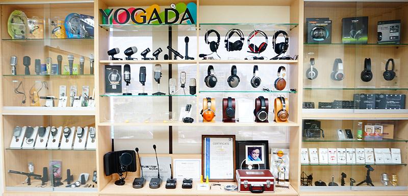 優佳達科技,麥克風及耳機OEM/ODM的專家。