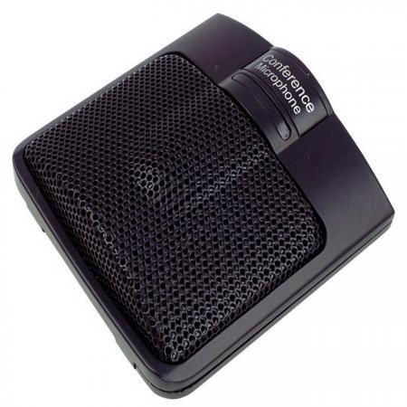 全指向電容式平面麥克風,主要用於連接筆電 - 電話會議使用的扁平式麥克風。