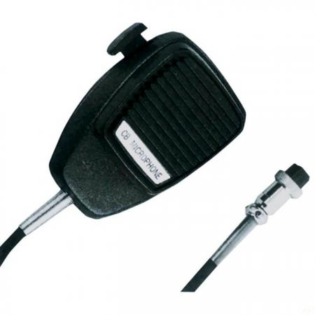 Dynamic Noise Canceling CB Microphone for Radio or PA System - Durable CB Microphone.