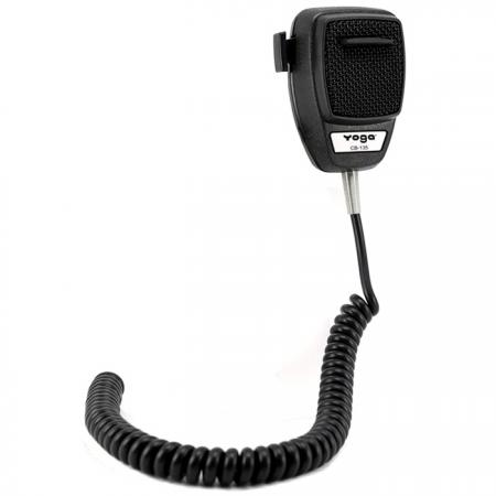 Dynamic Noise Canceling CB Microphone with Lip Guard - Dynamic Noise Canceling CB Microphone.