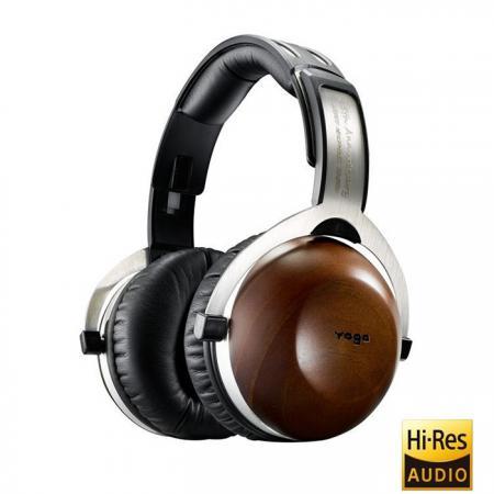 Hi Res高音質木殼耳機 (大口徑50mm喇叭單體) - Hi Res高音質木殼耳機50mm單體。