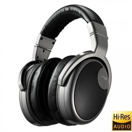 半開放式Hi-Res全罩式監聽耳機 - Hi-Res半開放式全罩監聽耳機。