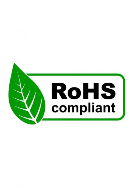 工廠通過rohs危害性物質限制指令認證