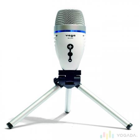 Uni-directional Desktop USB Microphone, for Live Streaming & Podcasting - Desktop USB Microphone EM-310U.