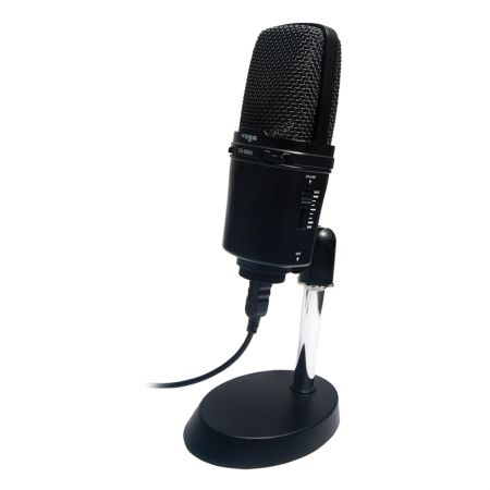 Professional Desktop USB Microphone for Live Streaming and Studio Recording - Professional USB Microphone.