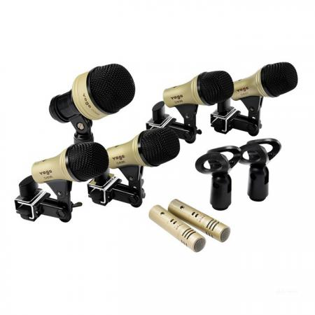 Stage and Instrument Microphones
