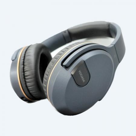 高傳真折疊式DJ耳機 - DJ折疊式耳機。