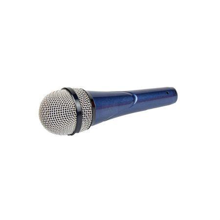Hyper-Cardioid Dynamic Microphone  Side View.