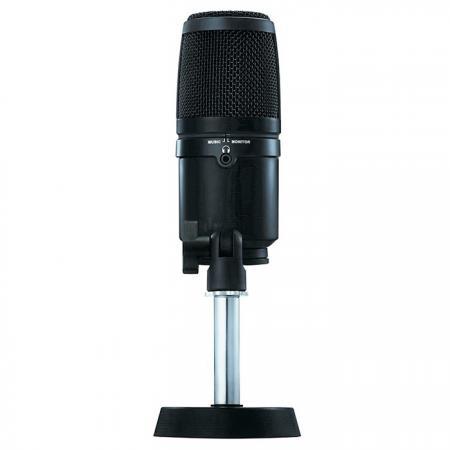 Desktop USB Microphone YGM-358U back.