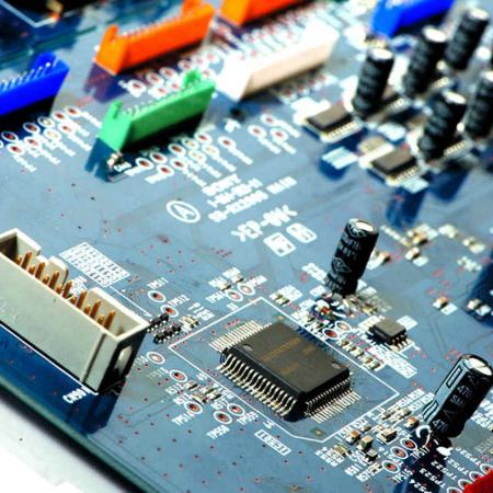 Instalación de la placa de circuito.