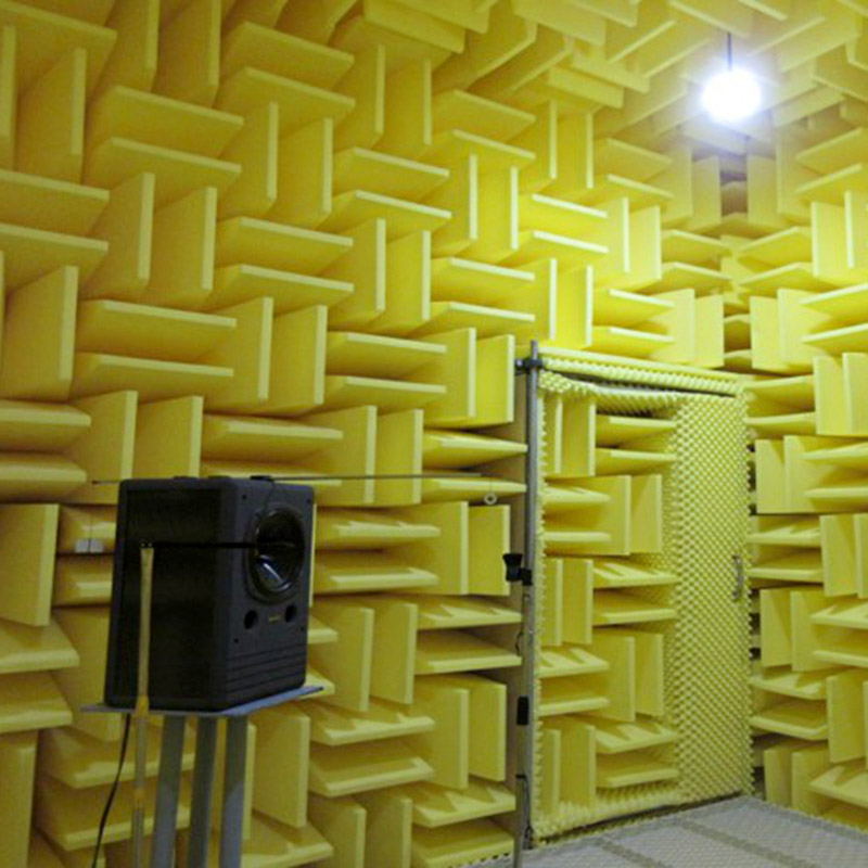 Anechoic Room Tests.
