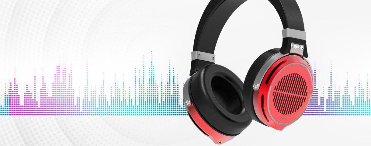 Planar Magnetic Headphones