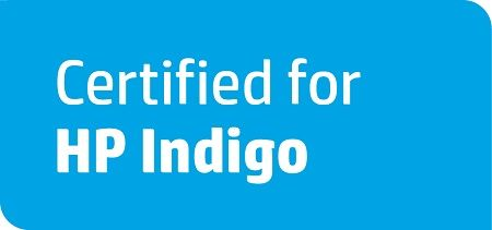 Synthetic Paper Certified for HP Indigo.