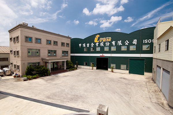 Office and Plant - Item Plastic Corp. (Taiwan Manufacturer)