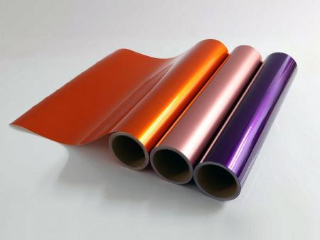 Metallic Chrome Film - Chrome Metallic Deco Film