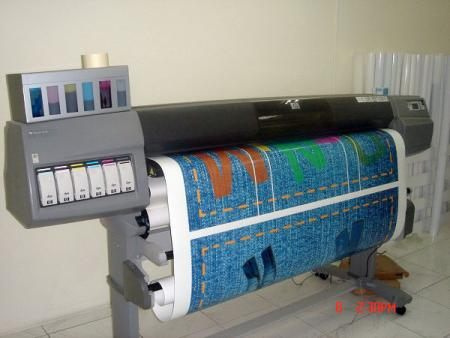 Banners or Display Film for Aqueous Dye Based Ink - PP Banner Media for Water Dye Base Ink.
