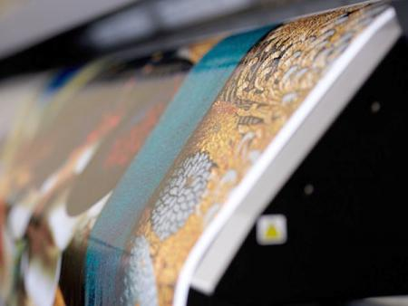 Transparent PET Inkjet Film for Water Dye Based Ink - Clear PET Film for Large Format Printing