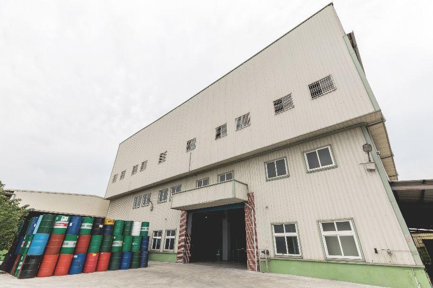 โรงงานและอุปกรณ์ของ HLJH