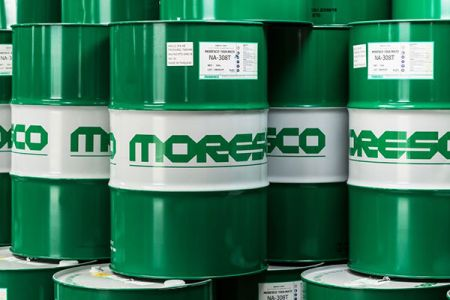 MORESCO Cutting Fluid - Cutting fluid has the great effect such as cooling, cleaning, no foaming and excellent rust protection.