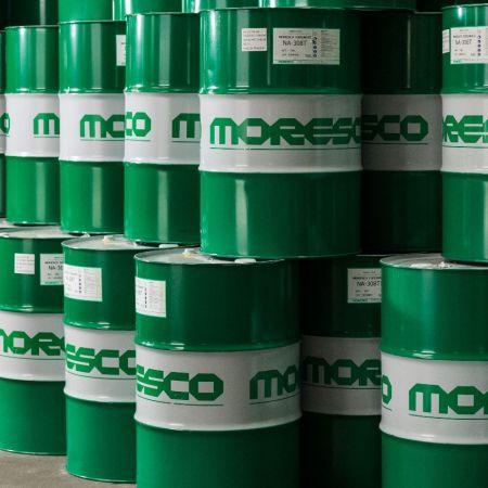 موريسكو NA-308T - يتميز زيت القطع MORESCO NA-308T بتشحيم ممتاز وحماية ضد الصدأ.