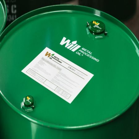 WILL VG-32 極壓滑道油 - 潤滑機具、保護工件,具備防鏽及潤滑性能。