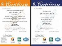 【快讯】ISO 9001:2015品质管理系统
