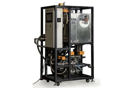 Wastewater Treatment Machine - Wastewater Treatment Machine, Simple Steps Without Chemical, Customized, Automation