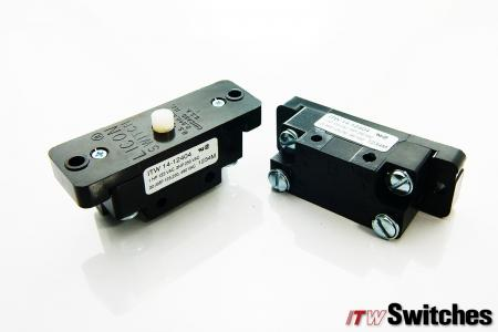 Snap Action Switches - Snap Action Switches Series 14