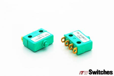 Snap Action Switches - Snap Action Switches Series 18