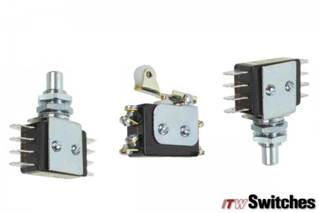 Snap Action Switches - Snap Action Switches Series 22 Actuators