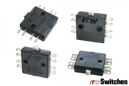 Snap Action Switches - Snap Action Switches Series KAP 26