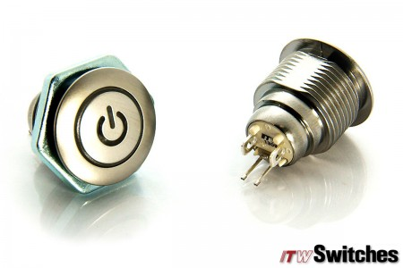 16mm Pushbutton Switches