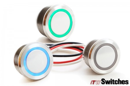 Capacitive Touch Switches - Capacitive Touch Switches