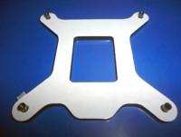 - Metal Back Plate